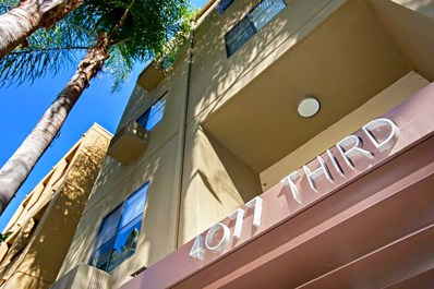 4077 3rd Ave UNIT 303, San Diego, CA 92103 - MLS#: 180025563