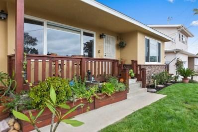 5244 Lenore Dr, San Diego, CA 92115 - MLS#: 180025565