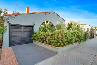 1052 Lincoln Avenue, San Diego, CA 92103 - MLS#: 180025575