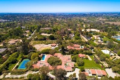 6130 Lago Lindo, Rancho Santa Fe, CA 92067 - MLS#: 180025725