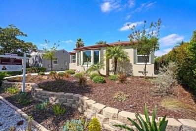 4758 Winona Ave, San Diego, CA 92115 - MLS#: 180025896