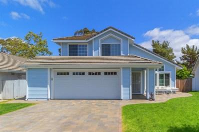 5459 Elderberry Way, Oceanside, CA 92057 - MLS#: 180025916
