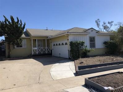 4817 Twain Ave., San Diego, CA 92120 - MLS#: 180025928