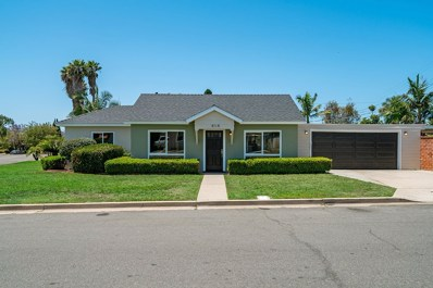 414 Alpine Ave, Chula Vista, CA 91910 - MLS#: 180025938