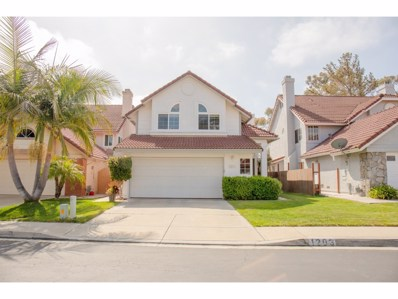 1203 Westport Rd, San Marcos, CA 92078 - MLS#: 180025992