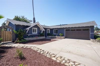 14014 Frame Rd, Poway, CA 92064 - MLS#: 180026015