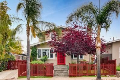 2830 Redwood St, San Diego, CA 92104 - MLS#: 180026056