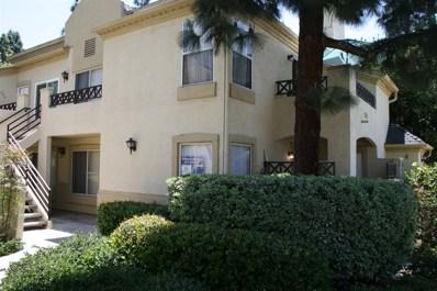 2067 Lakeridge Cir UNIT 101, Chula Vista, CA 91913 - MLS#: 180026110