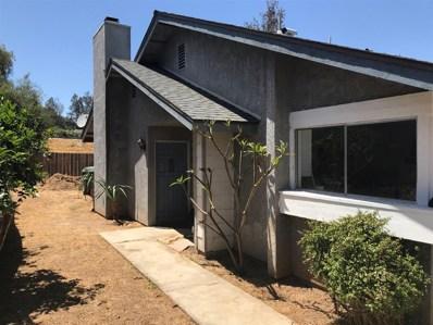 1137 Corral Glen, Escondido, CA 92026 - MLS#: 180026147