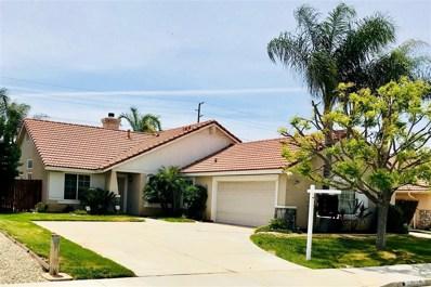 27225 Cabrillo Dr., Sun City, CA 92586 - MLS#: 180026176