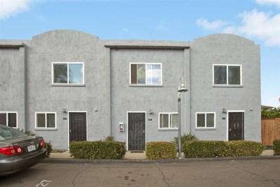 851 S Mollison UNIT 34, El Cajon, CA 92020 - MLS#: 180026210
