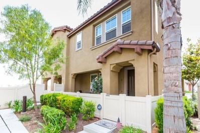 1654 El Raval UNIT 2, Chula Vista, CA 91913 - MLS#: 180026348