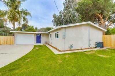 4792 Mount Cresti Dr, San Diego, CA 92117 - MLS#: 180026391