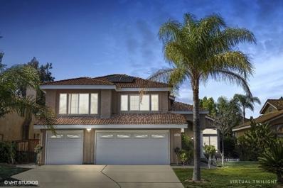 41445 Agean Ct, Murrieta, CA 92562 - MLS#: 180026413