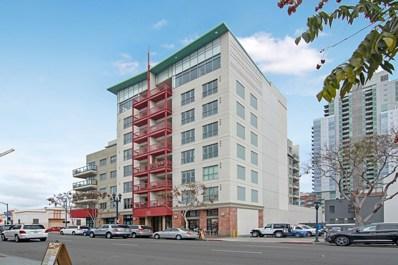 875 G Street UNIT 201, San Deigo, CA 92101 - MLS#: 180026607