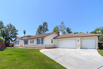 1061 Via Carina, Vista, CA 92081 - MLS#: 180026618
