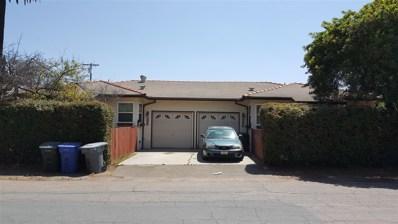 3075- 3077 Corona St, Lemon Grove, CA 91945 - MLS#: 180026642