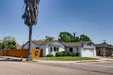 5081 Millwood Road, San Diego, CA 92117 - MLS#: 180026680