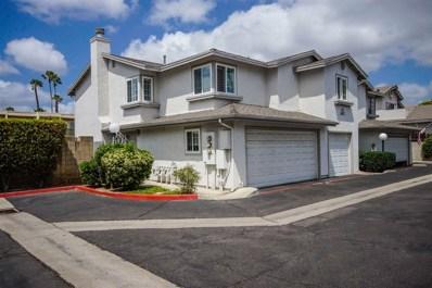 1465 E Lexington Ave UNIT 20A, El Cajon, CA 92019 - MLS#: 180026716