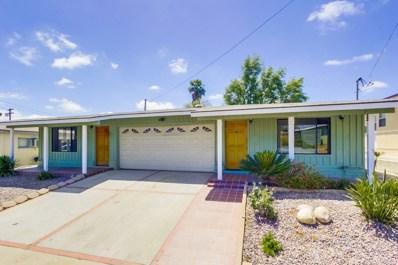 6010-6012 Nancy Dr., La Mesa, CA 91942 - MLS#: 180026753
