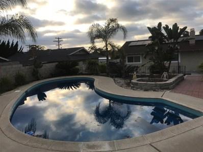 1227 Eucalyptus Avenue, Vista, CA 92084 - MLS#: 180026785