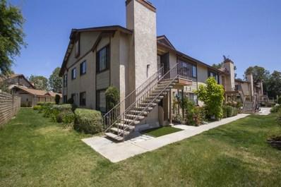 3044 Iris Ave UNIT 204, San Diego, CA 92154 - MLS#: 180026972