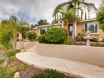 1255 Eucalyptus Ave, Vista, CA 92084 - MLS#: 180027030