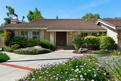 461 Avenida Adobe, Escondido, CA 92029 - MLS#: 180027031