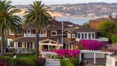 1369 Coast Walk, La Jolla, CA 92037 - MLS#: 180027146
