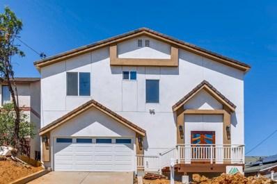1324 Cuyamaca, Spring Valley, CA 91977 - MLS#: 180027233