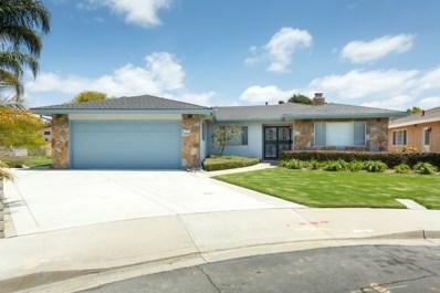 186 San Miguel Court, Chula Vista, CA 91911 - MLS#: 180027259