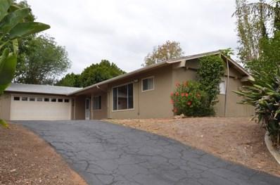 419 Alturas Road, Fallbrook, CA 92028 - MLS#: 180027402