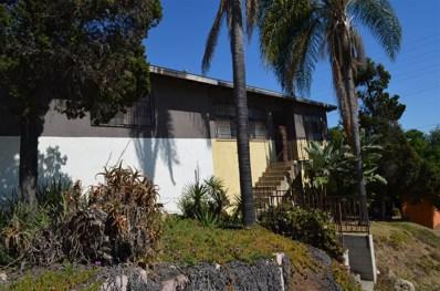 1641 S 40th St., San Diego, CA 92113 - MLS#: 180027627