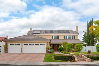 1978 Hacienda Drive, El Cajon, CA 92020 - MLS#: 180027632
