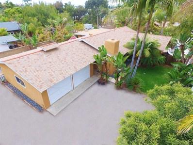 910 Morse St, Oceanside, CA 92054 - MLS#: 180027697