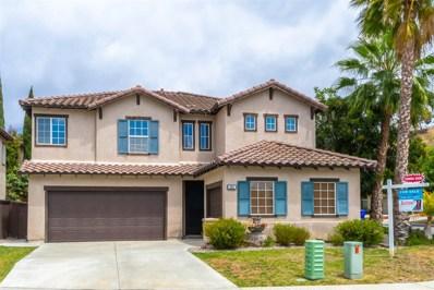 252 Azul Way, Oceanside, CA 92057 - MLS#: 180027722
