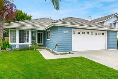 5428 Blackberry Way, Oceanside, CA 92057 - MLS#: 180027724