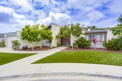 1457 Vista Claridad, La Jolla, CA 92037 - MLS#: 180027733