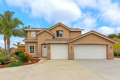 1067 Via Vera Cruz, San Marcos, CA 92078 - MLS#: 180027747