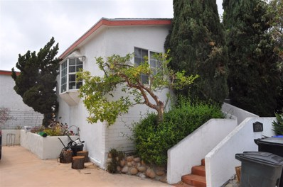 1306 33rd Street, San Diego, CA 92102 - MLS#: 180027817
