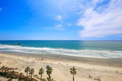 4767 Ocean Blvd UNIT 1010, San Diego, CA 92109 - MLS#: 180027925