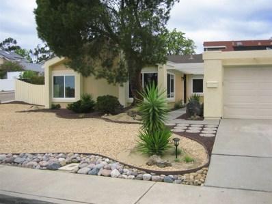 10848 Valiente, San Diego, CA 92124 - MLS#: 180028187