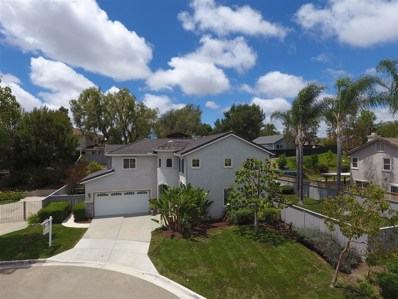 891 Via Allegra, Vista, CA 92081 - MLS#: 180028215