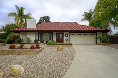 12668 Plaza Menta, San Diego, CA 92128 - #: 180028255