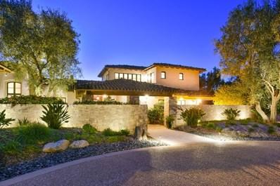 17732 Circa Oriente, Rancho Santa Fe, CA 92067 - MLS#: 180028406