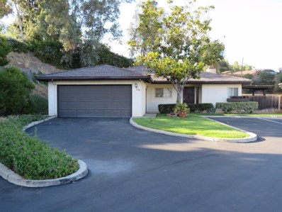 2928 Saddlewood Dr, Bonita, CA 91902 - MLS#: 180028467