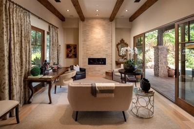 18504 Calle La Serra, Rancho Santa Fe, CA 92091 - MLS#: 180028487