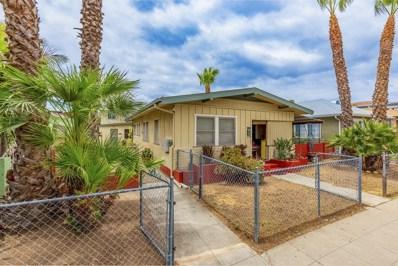 4156 - 4162 Swift Avenue, San Diego, CA 92104 - MLS#: 180028490