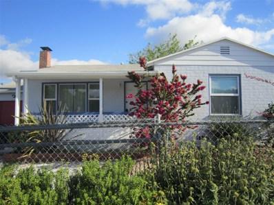 651 W Washington Ave, El Cajon, CA 92020 - MLS#: 180028542