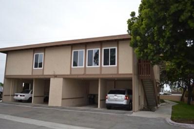 48 Orange Ave UNIT 4, Chula Vista, CA 91911 - MLS#: 180028586